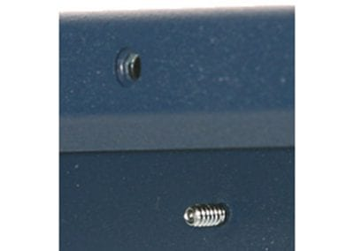 Die Tapped Screw Holes